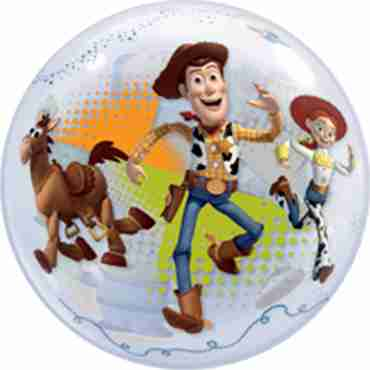 Toy Story Single Bubble 22in/55cm